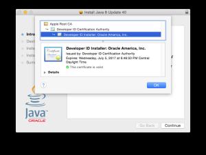 Java 8 Signed