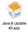 Java 8 U40 App